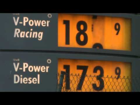 Chajlender 2011 welche das Benzin