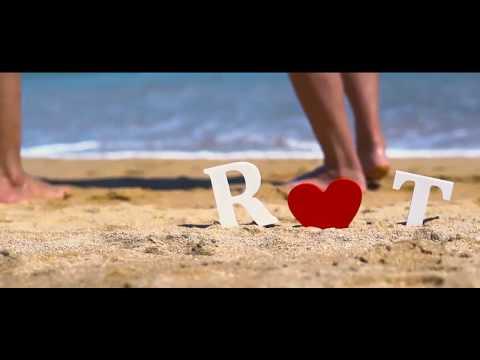 Ensaio Pré Wedding Praia Ilha Bela, Regiane e Thiago, filmado com drone
