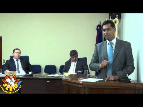 Tribuna Pedro Angelo dia 19 de Abril de 2016 - Explicação
