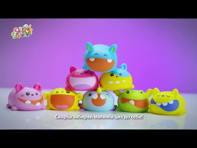 Музыкальная игрушка-нотка SILLY SQUEAKS - ВИСКЕР ЛЯ