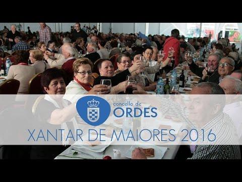 XANTAR DE MAIORES 2016