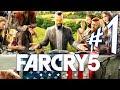 Far Cry 5 Parte 1: Bem vindo A Hope County Pc Playthrou