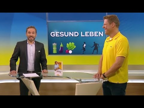 """""""Halbfettzeit"""": Tetje Mierendorf mit neuem Buch über's Abnehmen"""