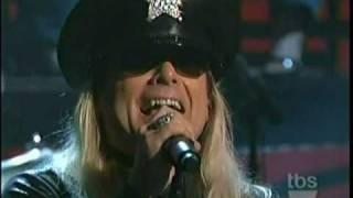 Cheap Trick - Dream Police Live on Conan - 1/13/11