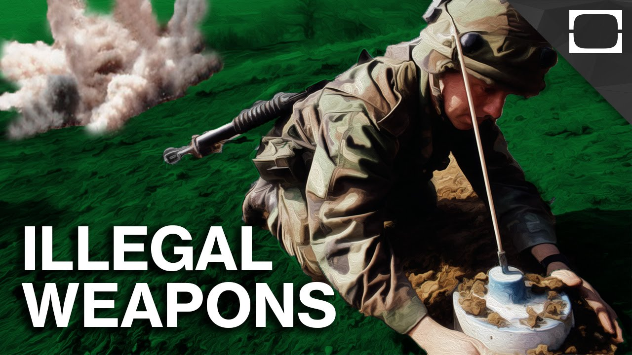 What Weapons Are Illegal In War? thumbnail