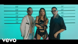 Video Recuerdos de Tini feat. Mau y Ricky