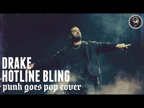Drake - Hotline Bling [Band: Seraphim] (Punk Goes Pop Style Cover)