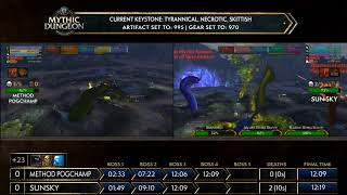MDI Mythic Global Championship Finals Day 2! Sunsky vs Method Pogchamp