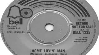 Tony Burrows   Home Lovin' Man (B-Side) 1972