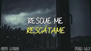 Thirty Seconds To Mars   Rescue Me (Lyrics & Sub Spanish) (Español   Inglés)