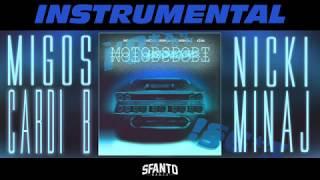 Migos   Motorsport (Best Instrumental) [ReProd. SfantoBeatz] Ft. Nicki Minaj & Cardi B