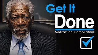 GET UP & GET IT DONE - New Motivational Video Compilation for Success & Studying