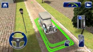 classic car parking simulator обзор игры андроид game rewiew android//