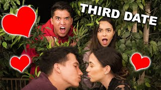 THE THIRD DATE - Merrell Twins ft. Alex Wassabi and Aaron Burriss