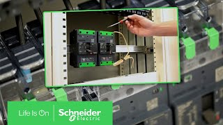 Compact™ NSXm Circuit Breaker Featuring Insulation Accessories | Schneider Electric