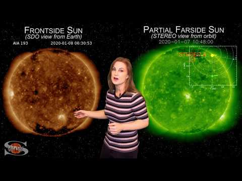 Solar Storm Forecast Alert – January 13, 2020 at 09:08PM