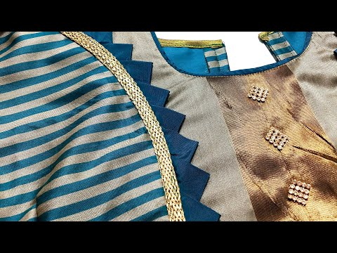 Blouse Design for Cotton Silk Saree | How to Stitch Blouse Back Neck Design