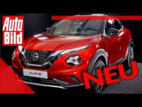 Nissan Juke (2019): Auto - Neuvorstellung - Infos - SUV