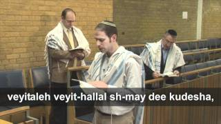 How to say the Mourner's Kaddish — Prayers for Bereavement