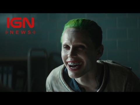 Suicide Squad Director Wishes He'd Made Joker the Main Villain - IGN News