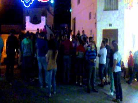 Tineo. Feria de Istán 2011 (Toro de FUEGO)