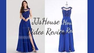 Chic Yet Elegant Chiffon Prom Dresses - JJsHouse