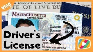 Driver's License para indocumentados em Massachusetts liberada ?