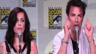 AbbyShot Vs  John Barrowman