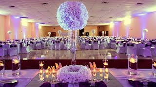 Purple & Lavender Event