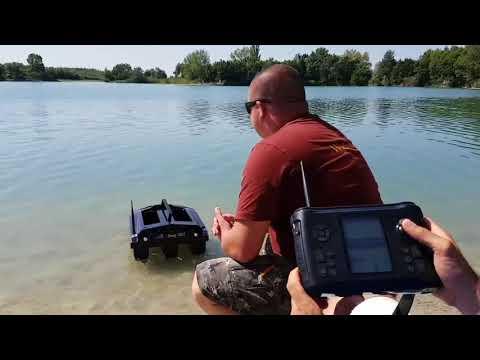 Carp Expert Speedy 1001 Etetőhajó videó