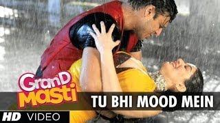 Tu Bhi Mood Mein Grand Masti Full Video Song | Riteish