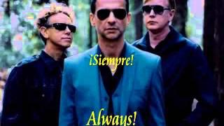 Depeche Mode - Always (Subtitulos Inglés-Español)