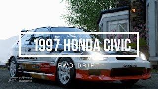 forza horizon 4 honda civic type r drift build - Thủ thuật máy tính