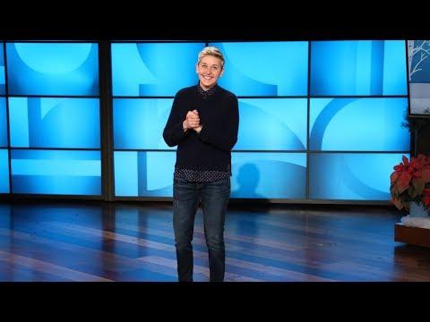 Ellen Has Had It with Glitter