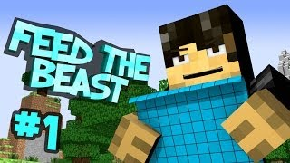 Feed The Beast - 'Unleashed' Part 1: Spooning to death!