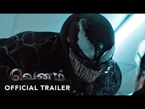 Download VENOM - Official Tamil Trailer | Tom Hardy | Michelle Williams HD Mp4 3GP Video and MP3