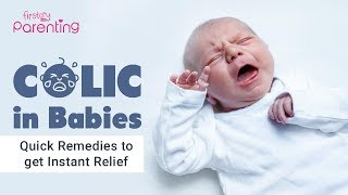 Colic in Babies – Causes, Signs and Remedies