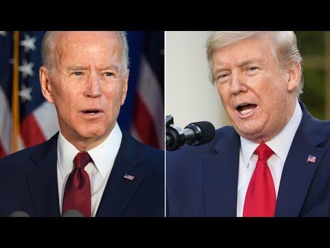 Joe Biden's Polling Lead On Trump GROWS!