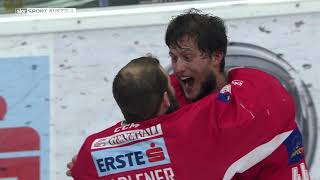 EBEL-Finale, Spiel 6: EC-KAC – Spusu Vienna Capitals 3:2 OT