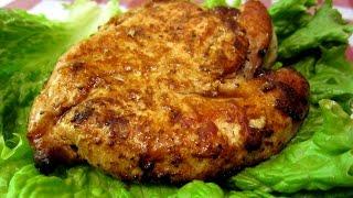 Как приготовить ОЧЕНЬ СОЧНОЕ куриное филе (грудку). Простой и вкусный рецепт