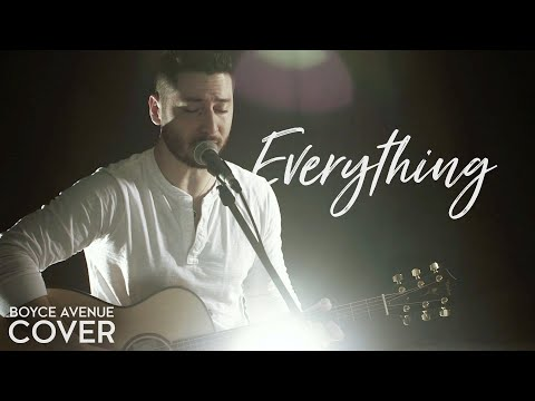 Everything - Lifehouse (Boyce Avenue acoustic cover) on Spotify & Apple mp3 yukle - mp3.DINAMIK.az