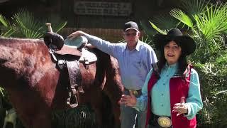 Martha Talks About Sizing Your Circle Y Saddle
