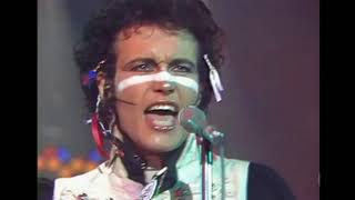 Ant Music - Adam and the Ants [ Live ! 1981 ]