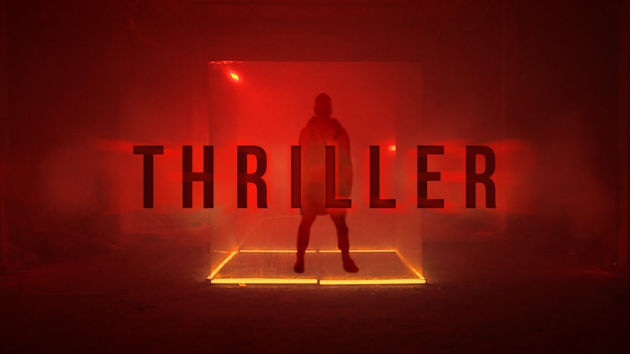 Жак Энтони — Thriller