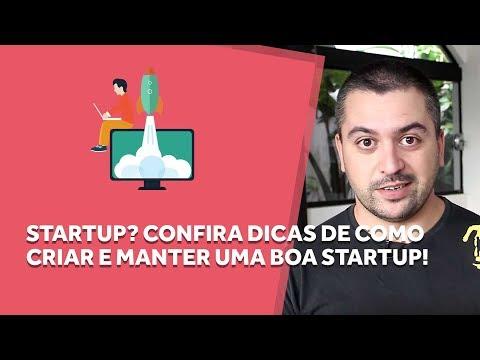 STARTUP? Confira dicas de como criar e manter uma boa startup! - Papo Web #09