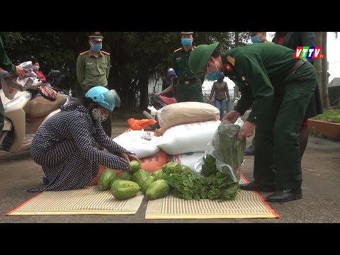 Hội LHPN huyện Vũ Thư phát động hội viên góp nhu yếu phẩm hỗ trợ khu cách ly tập trung của huyện