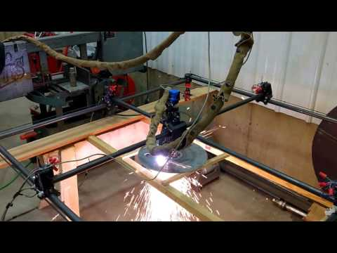 MPCNC Episode 32 - Laser Cutting 2 4 mm Basswood - смотреть