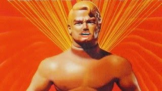 Stretch Armstrong-Toys that never were part 7 Flex Armstrong-Marc W. Zak