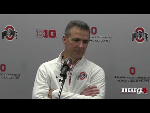 Urban Meyer talks Clemson; team improvement