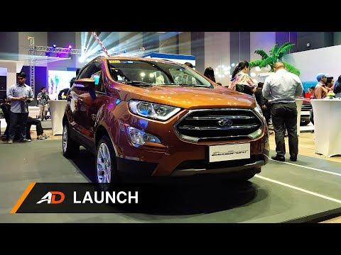 Ford  Ecosport Паркетник класса J - рекламное видео 3